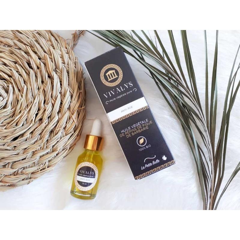 Vivalys huile de figue de barbarie