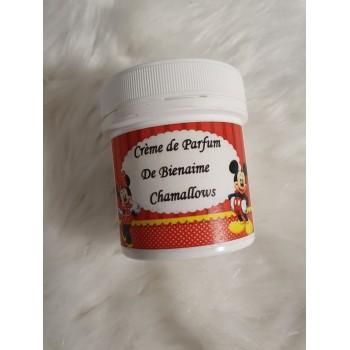 Beurre de karité - Crème de parfum Chamallows