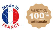 Fabrication artisanale et francaise
